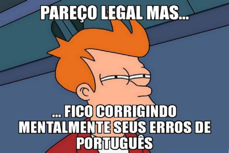 4 Erros de português