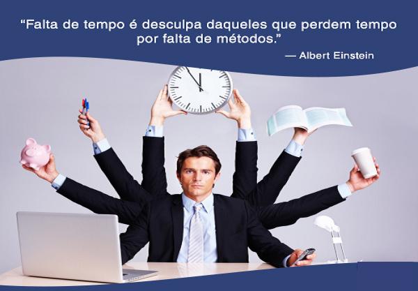 administrac3a7c3b5 do tempo - A Importância de Saber Administrar o Tempo!
