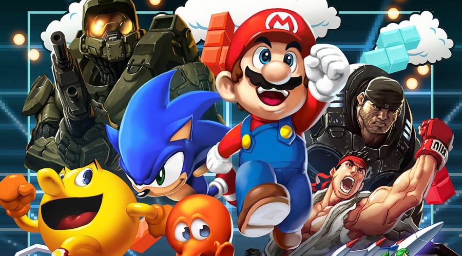 video games - Gosta de ficar em Casa jogando Vídeo Games?