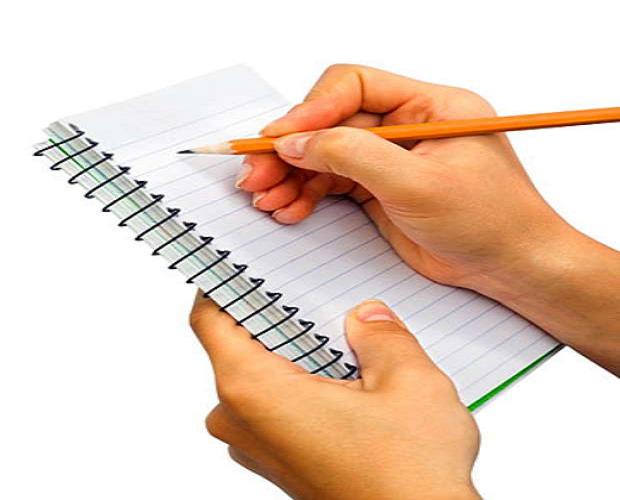 Escrever para fixar conteudo