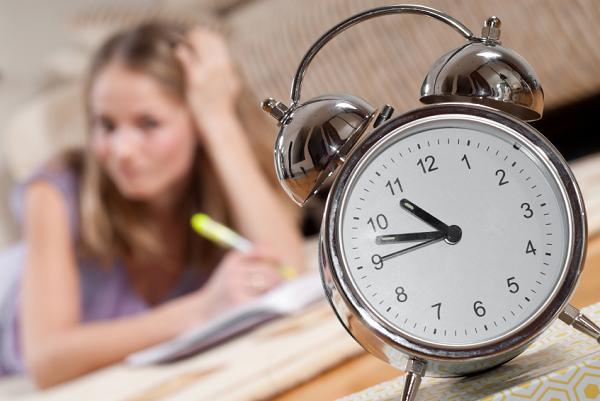 Organizar tempo no Enem