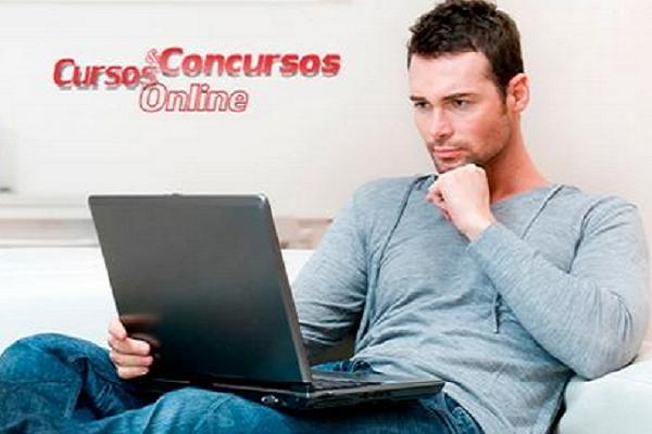 Cursos online para Concursos Publicos