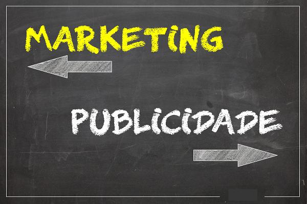 Marketing vs Publicidade